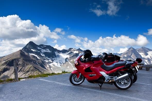 motorcycle seat discomfort